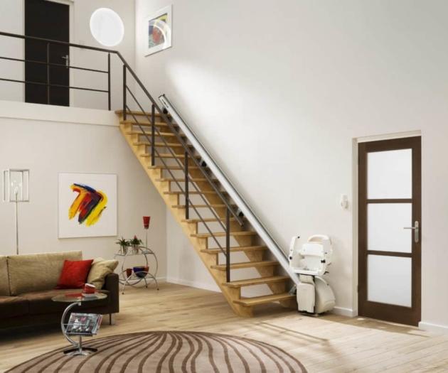 des si ges monte escaliers pour retrouver votre libert. Black Bedroom Furniture Sets. Home Design Ideas