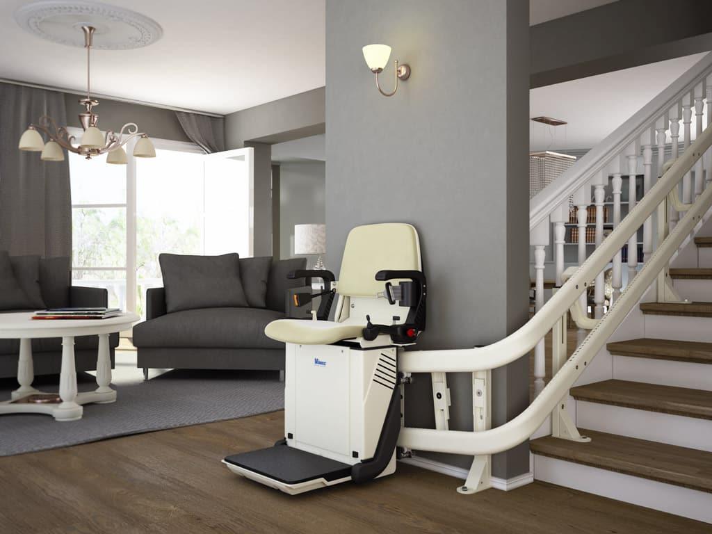 chaise escalier chaise escalier with chaise escalier excellent chaise lvateur pour fauteuils. Black Bedroom Furniture Sets. Home Design Ideas