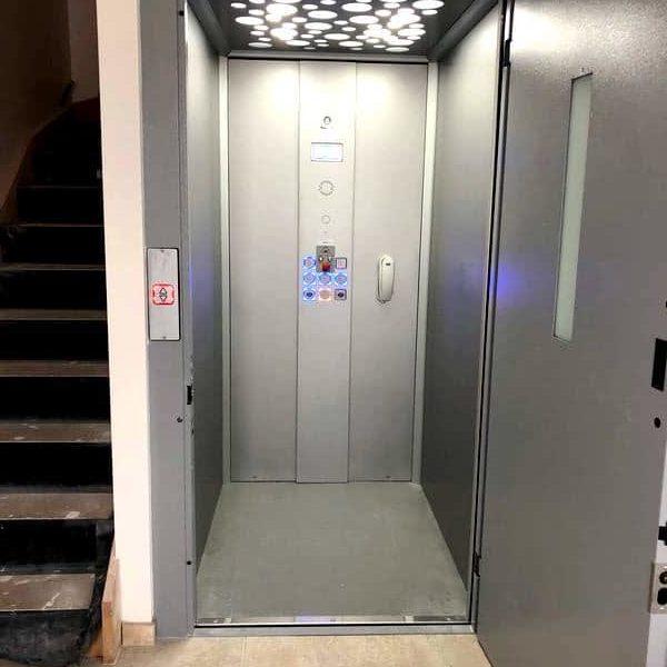 Installation d'un ascenseur privatif à Roanne (42)
